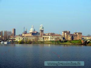 Mantova panorama