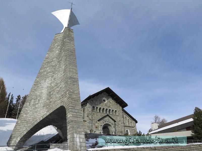 La Chiesa Futura di St. Moritz