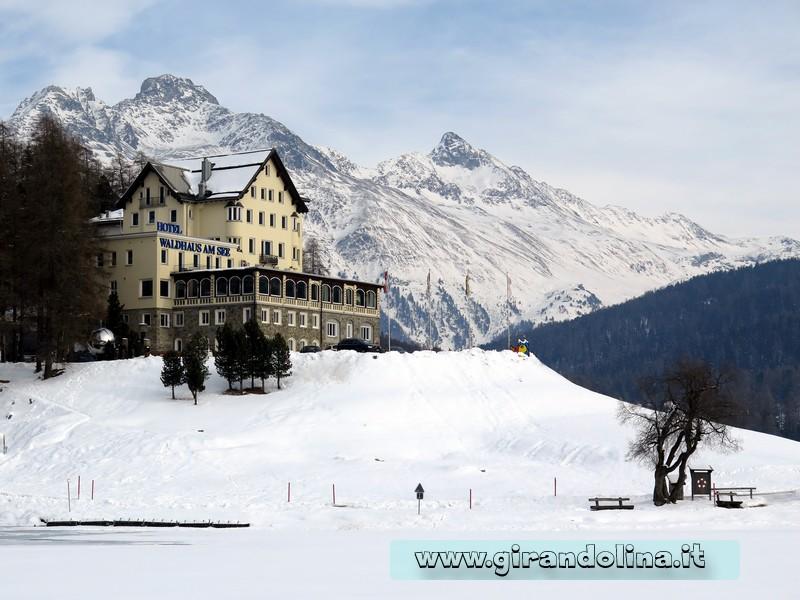 St. Moritz panorama