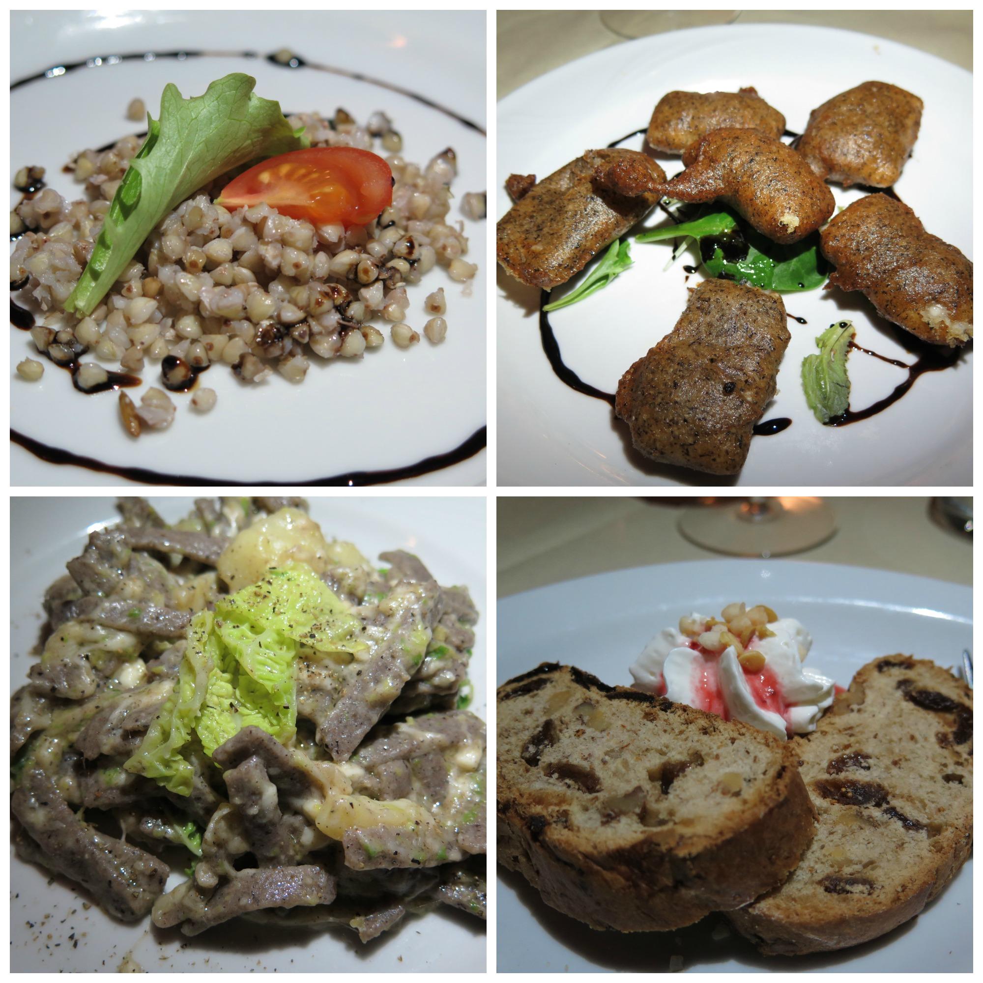 La gastronomia di tirano i ristoranti migliori dove for Piatti ristorante