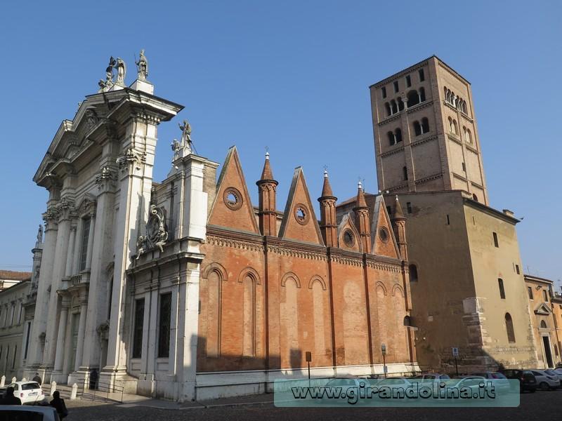 Il Duomo di Mantova