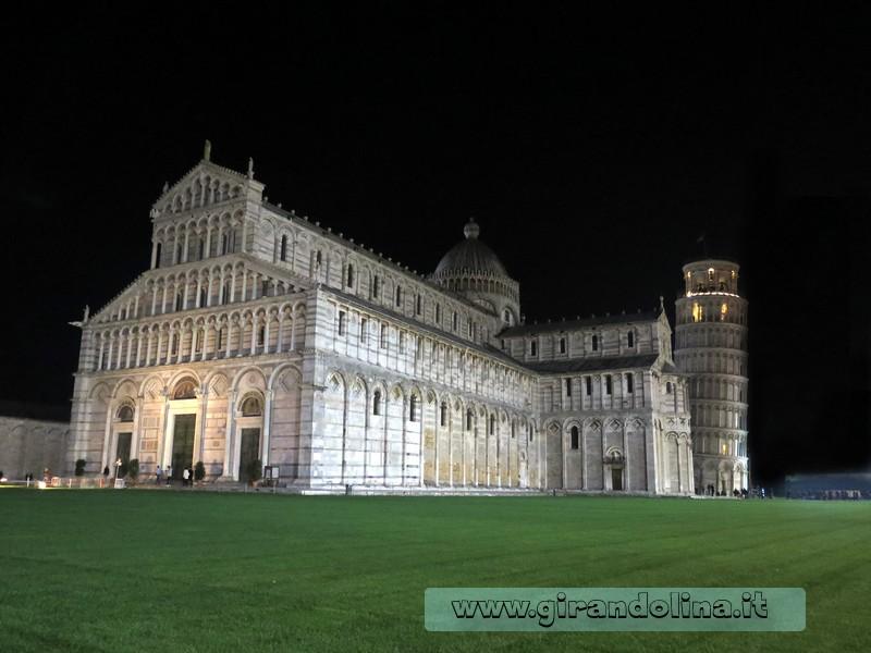 Piazza dei Miracoli di Pisa