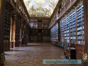 Sala Filosofica del Monastero di Strahov