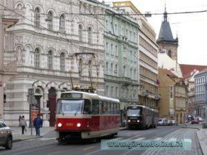 Il quartiere di Praga