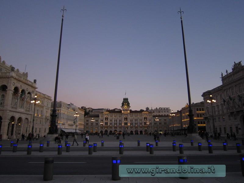 Trieste, Piazza dell 'Unità d'Italia