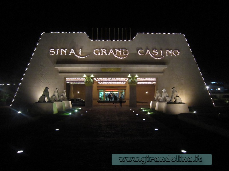 Il Sinai Grand Casino , Sharm El Sheikh