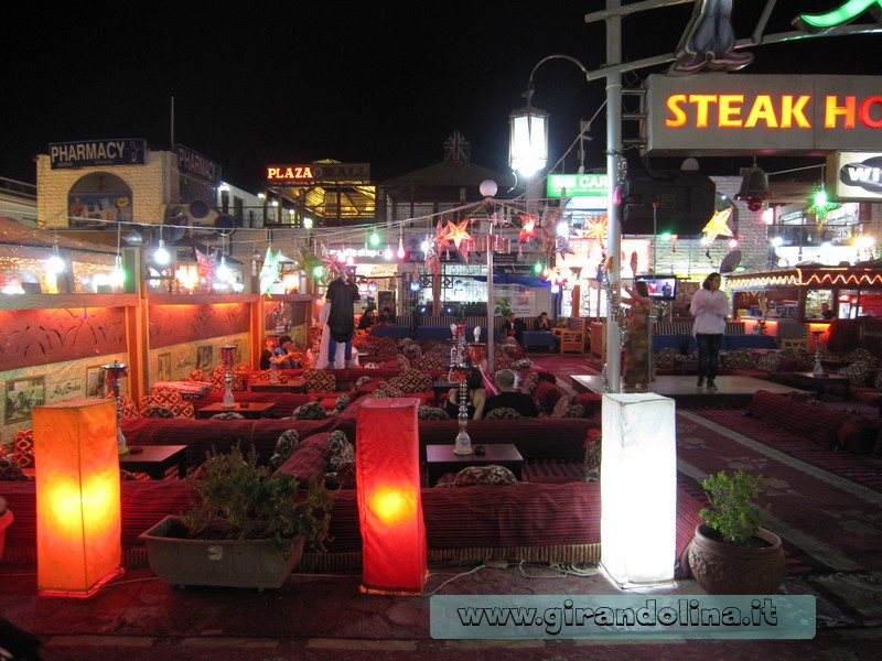 Naama Bay, Sharm El Sheikh