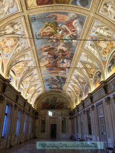 Galleria degli Specchi nel Castello dei Gonzaga