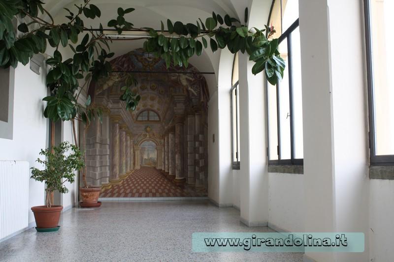 Convento di Giaccherino la Biblioteca