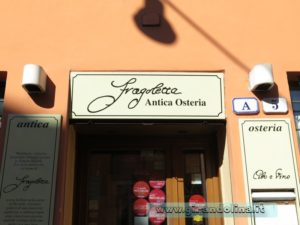 Ristorante la Fragoletta,Mantova