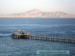Eden Village Tamra Beach Sharm El Sheikh, pontile