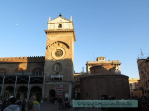 Torre dell 'Orologio e Rotonda San Lorenzo
