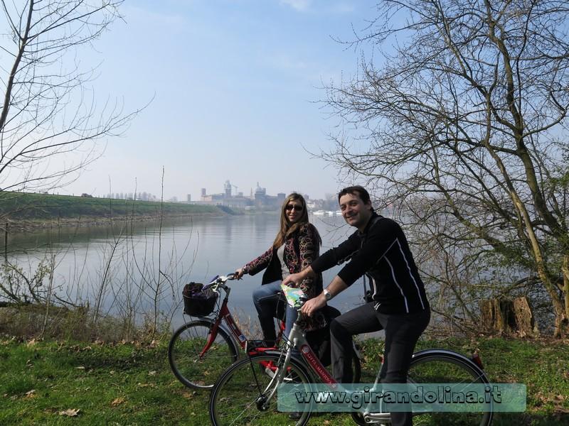 Tour in bici nel Parco del Mincio