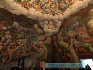 Palazzo Te, Camera dei Giganti