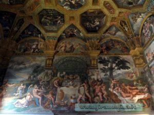 Palazzo Te, Camera Psiche e Amore