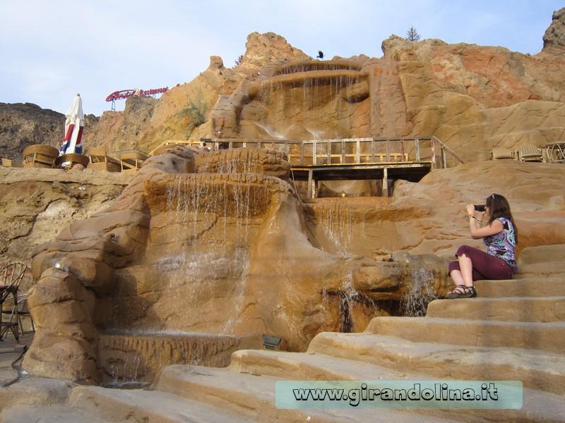 La città di Sharm Vecchia