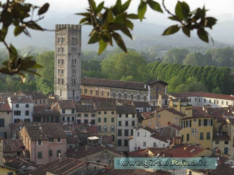 Basilica di San Fedriano, Lucca