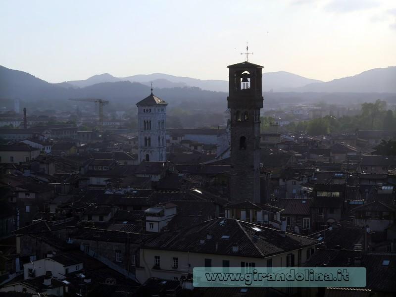 La Torre delle Ore, Lucca