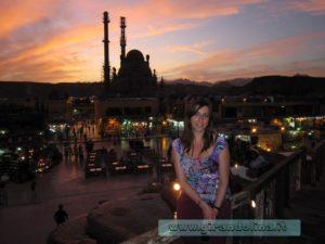 Sharm Vecchia tramonto