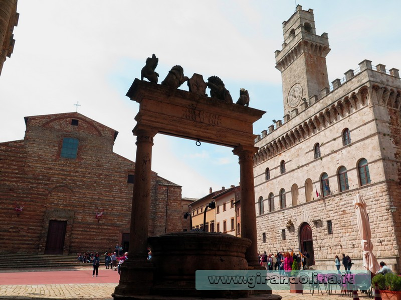 Piazza di Montepulciano