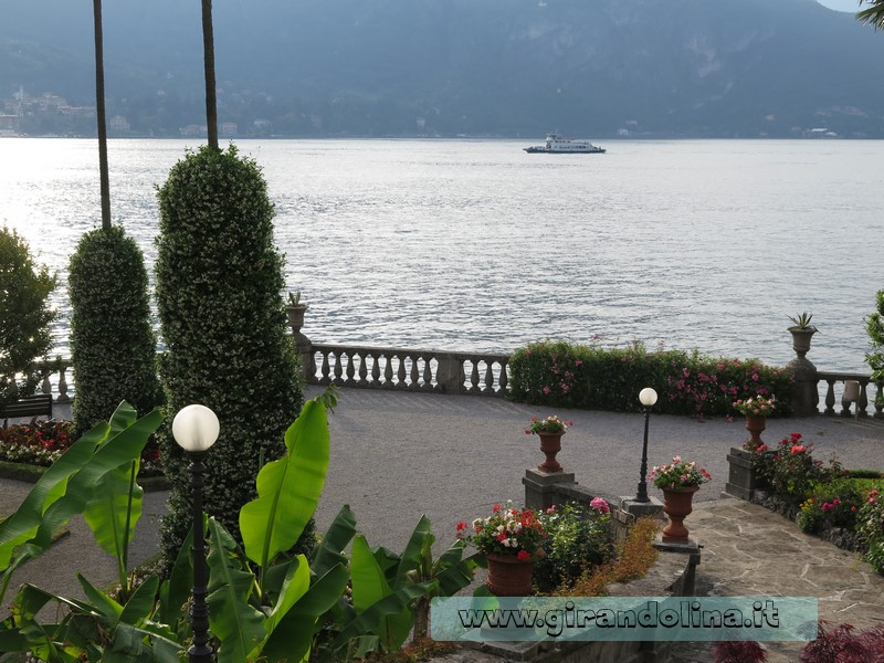 Grand Hotel Villa Serbelloni di Bellagio, il panorama