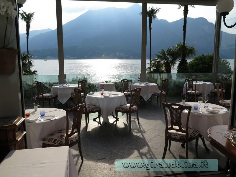 Grand Hotel Villa Serbelloni di Bellagio, il Ristorante Mistral
