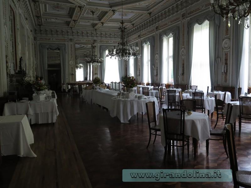Grand Hotel Villa Serbelloni di Bellagio, la Salle a Manager