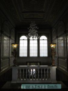 Grand Hotel Villa Serbelloni di Bellagio, gli interni