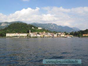 Bellagio vista dal traghetto