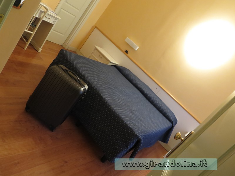 La nostra camera presso l' Hotel Excelsior Spendide a Bellagio