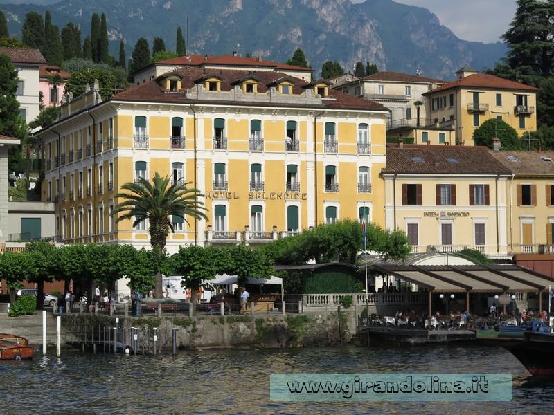 Il nostro Hotel Excelsior Splendide a Bellagio