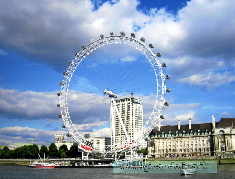 London Eye a Londra
