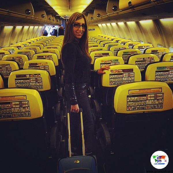 Come prendere un volo aereo