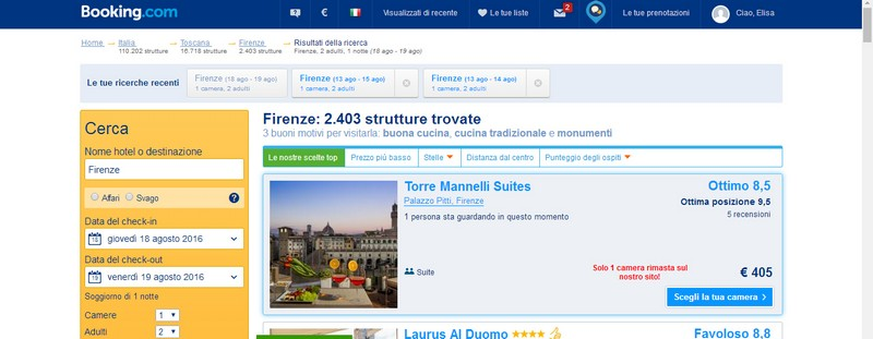 Booking Torre Mannelli Suites