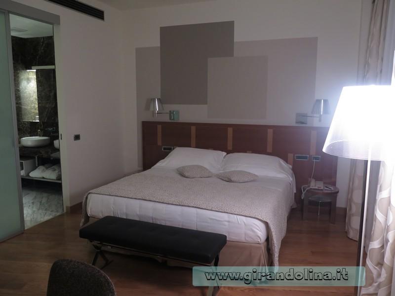 Le camere del Ristorante Hotel Belvedere Bellagio