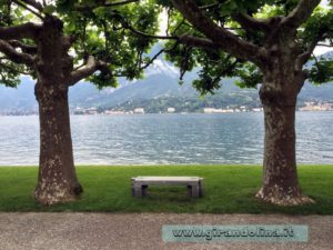 Il parco di Villa Melzi