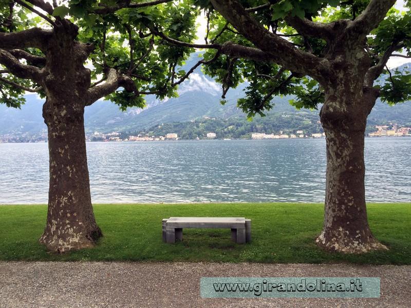 I giardini di Villa Melzi sul Lago di Como