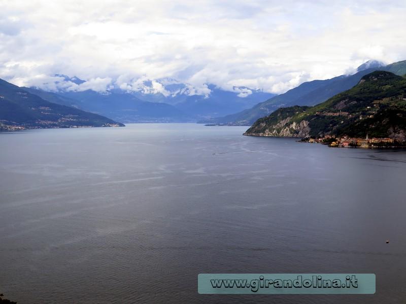 Il ramo Nord del Lago di Como