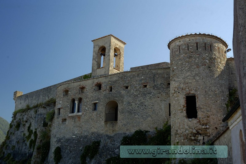 Marina di Massa, Castello di Malaspina