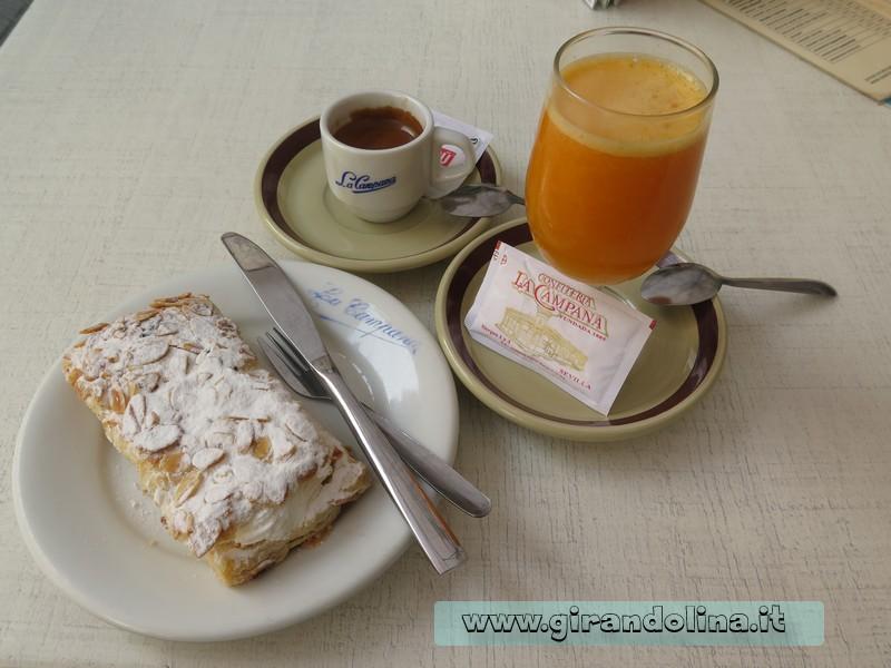La tipica colazione andalusa_ Andalusia