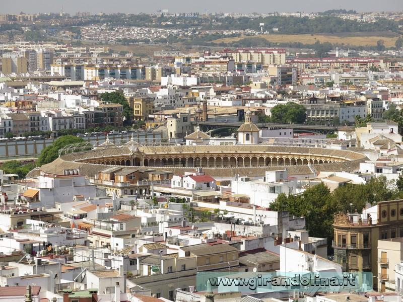 Plaza De Toros de la Maestranza a Siviglia