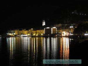 Bellagio by night