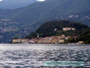 Bellagio vista dal Lago di Como