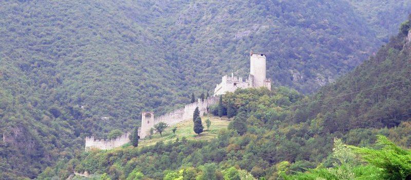 Castello di Avio Trento, la Roccaforta all' ingresso del Trentino