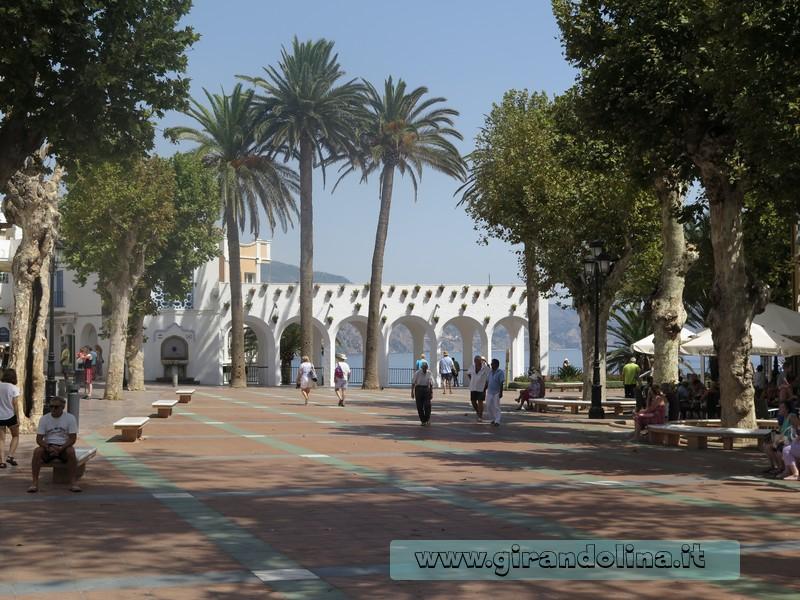 Il Balcone d'Europa di Nerja - Andalusia