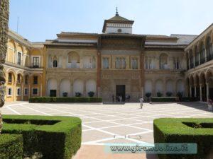 Il Real Alcazar di Siviglia