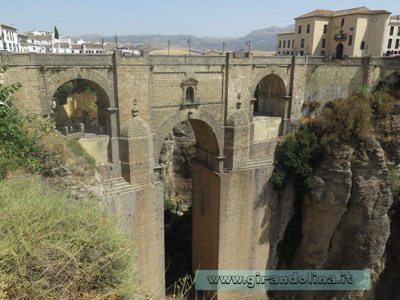 Ronda e il Ponte Nuovo - Andalusia