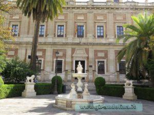 Siviglia e l'Archivo de Indias