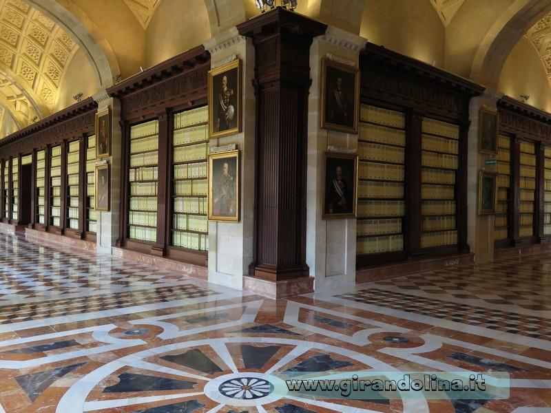 L' Archivo des Indias di Siviglia