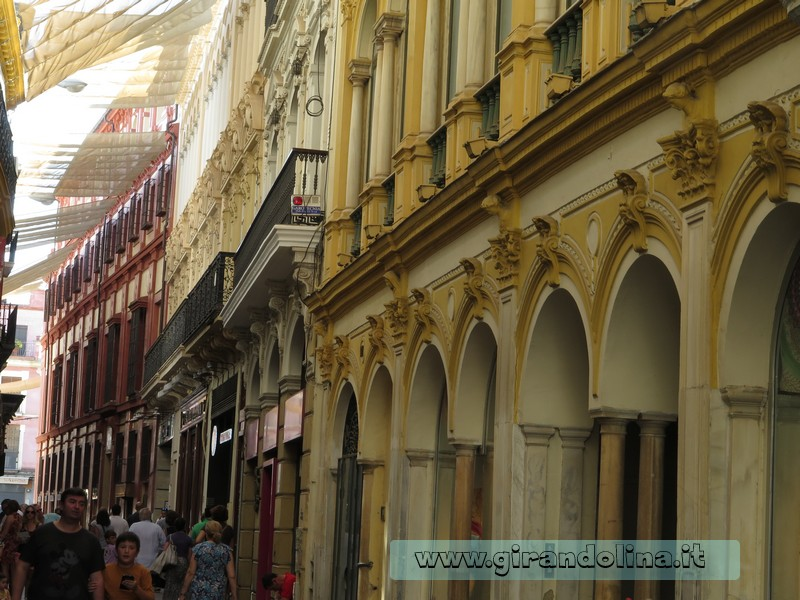 Le coperture di Siviglia
